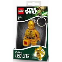 Portachiavi con luci C3PO