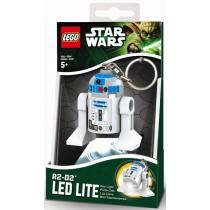 Portachiavi con luci R2D2