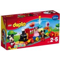 Il trenino di Topolino e Minnie Lego Duplo