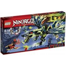 Ninjago L'attacco del Dragone moro