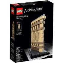 Architecture Flatiron Building