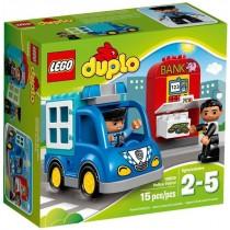 DUPLO® Auto della Polizia