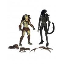 Alien & Predator W/ Mini comic AF
