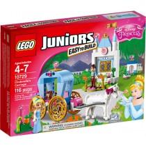 La carrozza di Cenerentola Lego Juniors