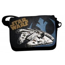 Star Wars Millenium Falcon Mailbag with flap