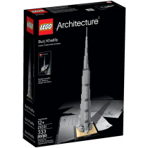 Architecture® Burj Khalifa New 01-2016