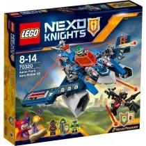 NEXO KNIGHTS L'Aero-jet V2 di Aaron