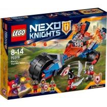 Nexo Knight la tri-moto tuonante di Macy
