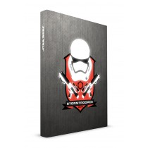 Star Wars Ep7 Stormtrooper Helmet Notebook light