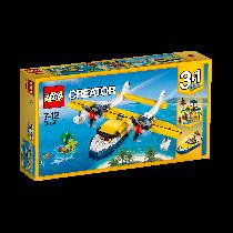 Lego Creator Island Adventure