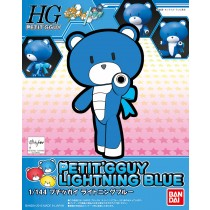 Petitgguy Lightning Blue HGPG  Bandai