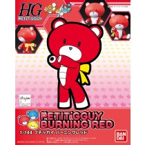 Petitgguy Burning Red HGPG