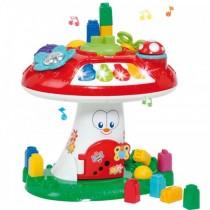 Molto Blocks costruzioni Activity Mushroom luci e suoni