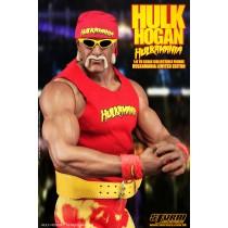 "Hulk Hogan 12"" Hulkmania Action figure storm collectibles"