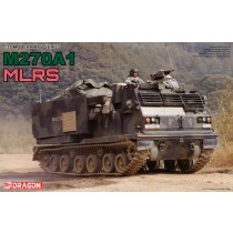 Currently Used United States Army M270 Multiple Launch Rocket System (M270A1)