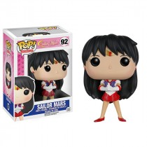 POP animation Sailor Moon Mars 92