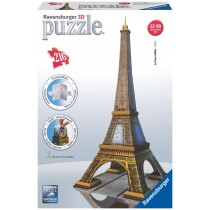 Eiffel Tower 3d Puzzle Ravensburger