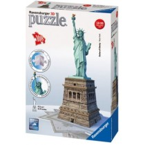 Ravensburger Puzzle 3D Statue of Liberty