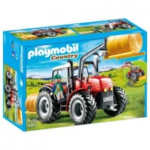 Grande trattore Playmobil