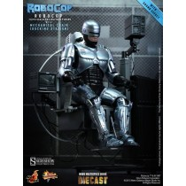"Robocop 12"" with Mecha Chair die cast"