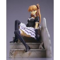 NGE Asuka goth Loli ani statue