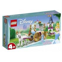 LEGO DISNEY Il giro in carrozza di Cenerentola NEW 01-2019