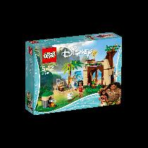 Isola di Vaiana Lego Disney