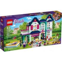Lego Friends La villetta Fami