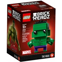 Brick Headz Hulk marvel