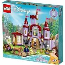 Novità Lego 2021 Lego Disney Princess 43196 – Il Castello di Belle e della Bestia