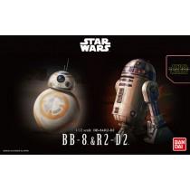 BB - 8 & R2 - D2 Bandai