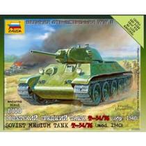 Soviet Tank T-34
