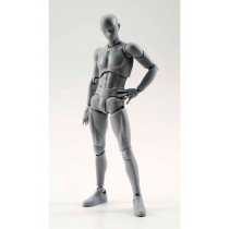 Man DX set gray ver figuarts