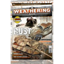 The Weathering Mag 1 rust English ver reprit
