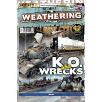 The weathering mag 9 ko wrecks English version
