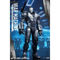 Iron Man 2 War machine diecast