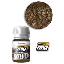 Heavy mud texture heavy earthŸ1704