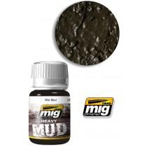 Heavy mud texture wet mudy 1705