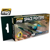 SCI-FI Colors space fighters set 7131