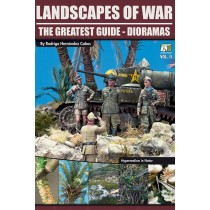 Landscapes of war diorama vol.2 English edition Ammo by Mig Jimenez