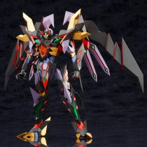 Super Robot Wars Og Shulawga Sin Model kit