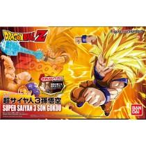 Figure Rise super Saiyan 3 Son Gokou