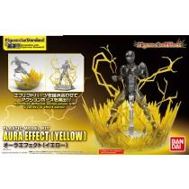 Figure rise effect aura yellow