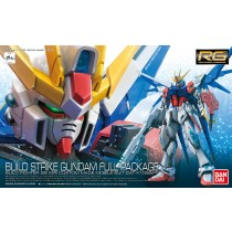 Real Grade GAT-X105B/FP Build Strike Gundam Full Package Bandai