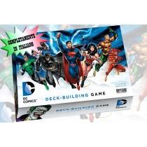 DC Comics Deck Building Game italiano