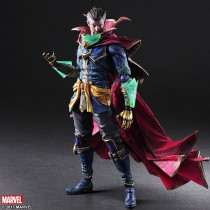Marvel Universe Doctor Strange Ver Play Arts Kai