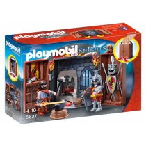 Play box Bottega delle spade Playmobil