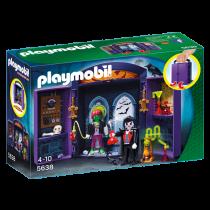 Laboratorio di mostri Playmobil