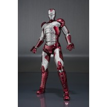 Iron Man Mark V + Hall of armor set Bandai
