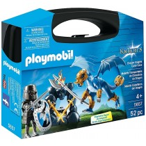 Dragon Knights Carry case Playmobil